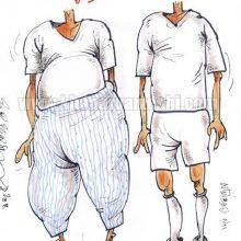طرح پیراهنجدید تیم ملی در جام جهانی!