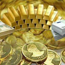 سکه ، طلا و ارز امروز در بازار رشت گران شد.