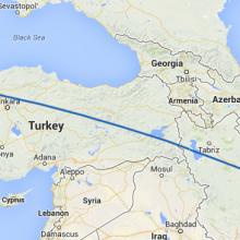 ایران ایر بلیت تهران ـ استانبول برای روز قبل از آغاز تعطیلات خرداد ماه را به قیمت ۵ میلیون و ۷۱۲ هزار تومان عرضه کرده است!