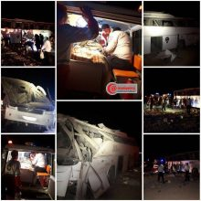 سخنگوی اورژانس کشور اسامی جانباختگان و مصدومان حادثه واژگونی اتوبوس ولوو را اعلام کرد.