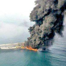 پس از حدود ۴ ماه از وقوع سانحه برخورد نفتکش ایرانی سانچی و کشتی فلهبر کریستال، رئیس هیئت ایرانی بررسی سانحه، دلایل این حادثه مرگبار را اعلام کرد. مقصر سانحه سانچی