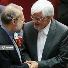 علی لاریجانی رئیس مجلس ماند. در جریان انتخاب ریاست مجلس که به مرحله دوم کشیده شده بود، از مجموع ۲۷۹ رای اخذ شده، محمدرضا عارف ۱۲۳ رای و علی لاریجانی ۱۴۷ رای کسب کرده