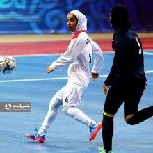 شیوه پخش زنده فوتبال زنان در تلویزیون!/عکس