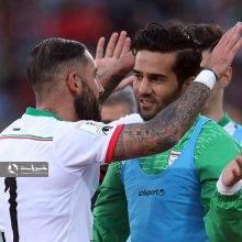 سه کاپیتان تیم ملی فوتبال ایران در جام جهانی مشخص شدند. تیم ملی فوتبال ایران روز جمعه ساعت ۱۹:۳۰ در ورزشگاه سن پترزبورک در اولین دیدارش در جام جهانی به مصاف