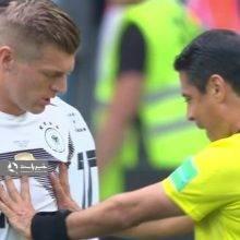 روز گذشته (یکشنبه) چهارمین روز از بازیهای جام جهانی ۲۰۱۸ روسیه اتفاقات عجیب و بعضا جالبی افتاد که سایت انگلیسی میرر هشت اتفاق حاشیهای؛ فغانی، زلاتان