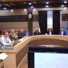 جلسه هیات اجرایی جذب اعضای هیات علمی با حضور رییس دانشگاه علوم پزشکی گیلان، در سالن اجلاس ریاست دانشگاه برگزار شد.