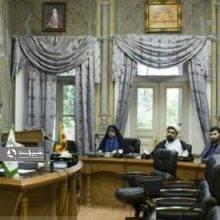 سی و پنجمین جلسه کمیسیون فرهنگی شورای شهر رشت عصر روز گذشته سه شنبه ۲۲ خرداد به ریاست محمد حسن عاقل منش در تالار شورا برگزار شد.