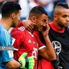بازیکن تیم ملی فوتبال مراکش که گل به خودی زد و باعث برتری ایران شد، گفت:احمق هستم و به خاطر اشتباهی که مرتکب شدم،از همه پوزش میخواهم. بازیکن مراکش