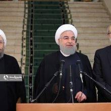 روحانی در پایان پنجمین جلسه شورای عالی هماهنگی اقتصادی سران قوا، اظهار کرد: حاکمیت امروز واشنگتن از همیشه در میان کشورهای مسلمان و منطقه