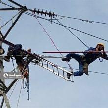 مصرف برق در ساعات پیک از سقف ظرفیت عملی تولید برق عبور کرده و با ۷۰۰ مگاوات واردات و استفاده از تمامی ذخایر بخش نیروگاهی؛ برق نوبتبندی