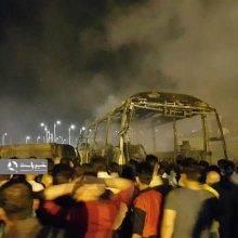 بر اثر برخورد یک تانکر سوخت با اتوبوس مسافربری در سنندج 13 نفر از هموطنان جان باختند.