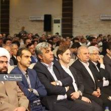 گزارش تصویری خبر راست/ نخستین گردهمایی شوراهای اسلامی شهرستان رشت در تالار گلستان