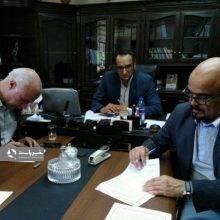 رییس کمیته نقل و انتقالات سازمان لیگ گفت: مجوز ثبت قرارداد باشگاه سپیدرود به آقای محمد نوین داده شده است. مالکیت محمد نوین درباشگاه سپیدرود