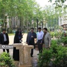 افتتاح پارک خیابان ۱۱۸ ( گلپارک گلسار ) در آینده نزدیک