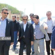گزارش تصویری بازدید از جایگاه دفن زباله سراوان با حضور احمدی فرماندار شهرستان رشت