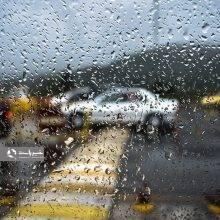 بارش های رگباری باران و خنکی هوا در گیلان