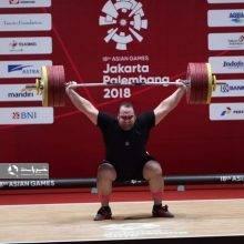 بهداد سلیمی قهرمان بازیهای آسیایی