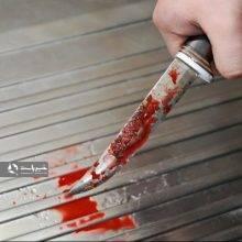 بازیگر مشهور زن به شوهر و مادر شوهرش چاقو زد!