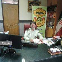 رئیس پلیس پیشگیری استان گیلان
