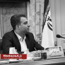 عضو شورای شهر رشت اعلام کرد برنامه ای برای انتخاب به عنوان شهردار ندارد.