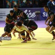 طلای بازی های آسیایی