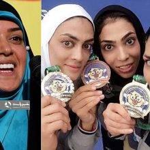 خواهران منصوریان:الهام چرخنده گفت چادر سرتان کنید، به شما خانه و ماشین میدهم