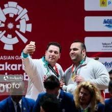 نایب قهرمان وزنه برداری بازی های آسیایی۲۰۱۸ میگوید سعی میکند مدالهایی که هدفش هست را یکی یکی بگیرد. او همچنین به شائبه عمدی بودن وزنه نزدنش در حرکت آخر پاسخ داد.