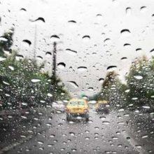 بارش پراکنده باران در گیلان