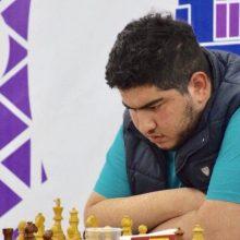 پرهام مقصودلو قهرمان شطرنج جوانان جهان