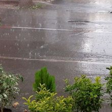 بارش شدید باران تا کی ادامه دارد؟