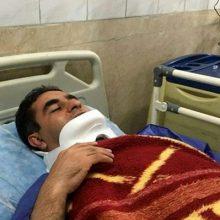 یک خبرنگار در منطقه یک قزوین توسط ماموران شهرداری مورد ضرب و شتم قرار گرفت. ضرب و شتم یک خبرنگار