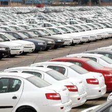 قیمت خودروهای داخلی در بازار در 23 مهر