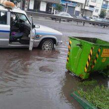 مهندس زارعی با اشاره به آبگرفتگی کوتاه مدت امروز در مسیر بلوار قلیپور رشت اظهار داشت: پروژه جمع آوری و هدایت آبهای سطحی در این مسیر تا پایان سال به اتمام می رسد.