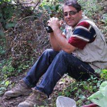 مرگ باستانشناس گیلانی حین کاوش