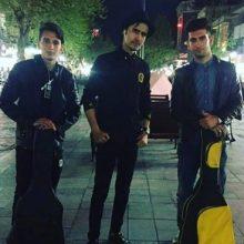 نوازنده 17 ساله گروه موسیقی خیابانی رشت :اگر می دانستیم شب شهادت است به خیابان نمی رفتیم