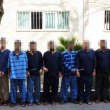 9 فعال شرکت هرمی «کیونت» دستگیر شدند