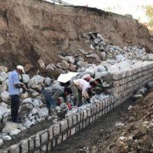 اعتبار بیست و سه میلیاردو پانصد میلیون ریالی برای احداث دیوار حفاظتی رودخانه زرجوب در محدوده پل توحید