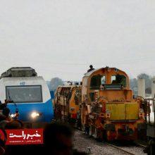 افتتاح راه آهن رشت_قزوین در دهه نخست اسفند
