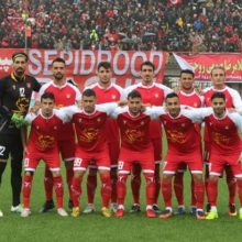 تیم فوتبال سپیدرود رشت فردا میزبان ساپیای تهران