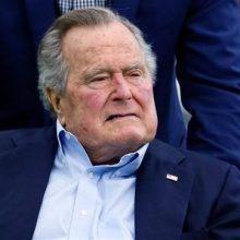 مرگ جورج بوش پدر در سن 94 سالگی