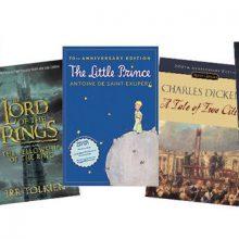 پرفروشترین کتابهای جهان