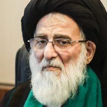 آیتالله هاشمی شاهرودی، رئیس مجمع تشخیص مصلحت نظام درگذشت
