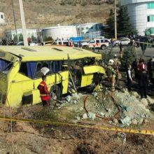 فوت یکی دیگر از مصدومان حادثه اتوبوس دانشگاه آزاد| شمار قربانیان 10 تن شد