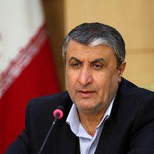 سفر وزیر راه به استان گیلان و بازدید از ایستگاه راه آهن