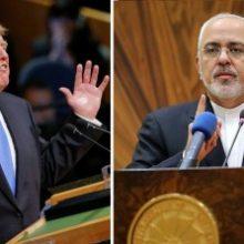 پاسخ «ظریف» به توئیت تند «ترامپ» علیه ایران
