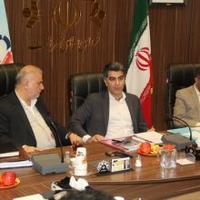 جلسه 77 کمیسیون بودجه شورای رشت؛