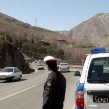 اعمال محدودیت های ترافیکی در 2 جاده اصلی گیلان