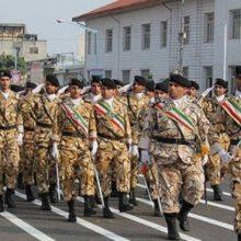 اعمال محدودیتهای ترافیکی در رشت به مناسبت روز ارتش