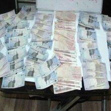 کشف چک پولهای جعلی در تالش