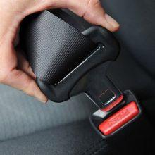 رانندگان خودروهایی که سرنشین آنها در جاده کمربند نبسته، جریمه میشوند؛ چه صندلی جلو باشد چه صندلی عقب